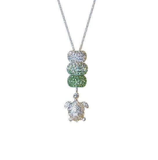 Turtle Sparkle Necklace