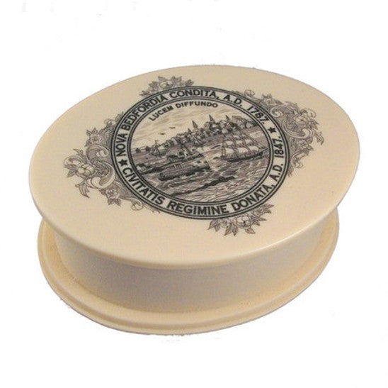 Personalized New Bedford City Seal Box