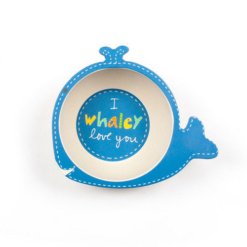 Wally Whale Bowl