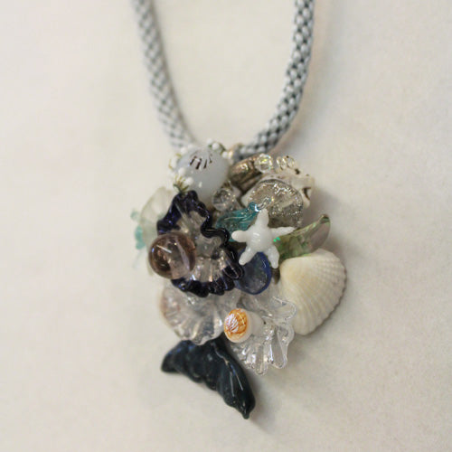 Winter Waves Necklace