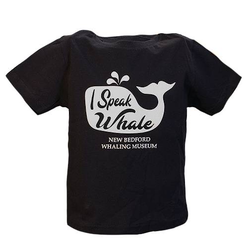 I Speak Whale NBWM T-Shirt