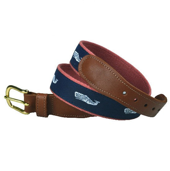 White Whale Men's Belt