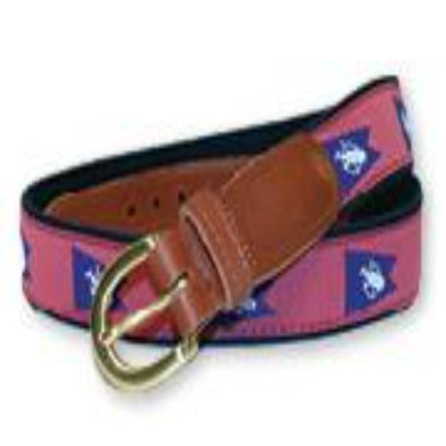 Nantucket Pennant Belt