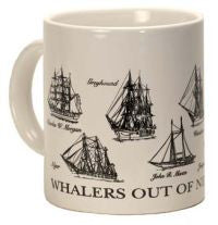 Mug - Whalers Out Of New Bedford