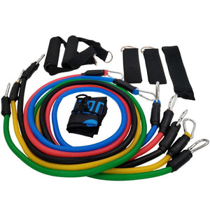 HOMEBUDDY™ RESISTANCE BAND SET