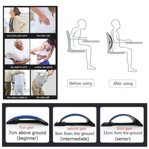 Back Posture Bridge