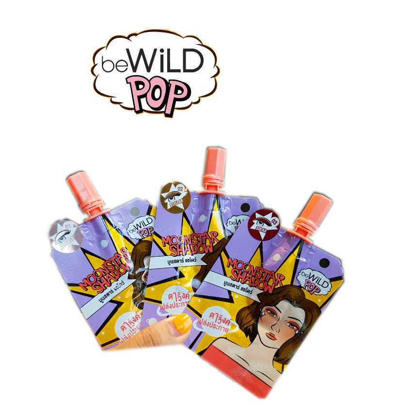 beWiLD POP Moonstar Shadow
