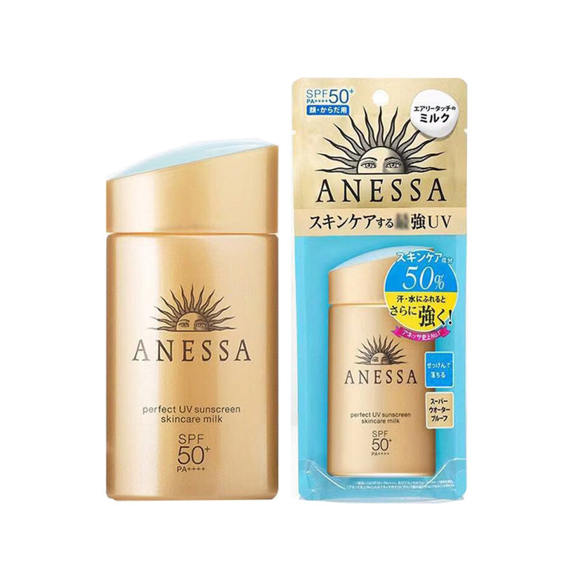 กันแดดใหม่ Shiseido Anessa Perfect UV Sunscreen Aqua Booster SPF 50+ PA++++60ml.