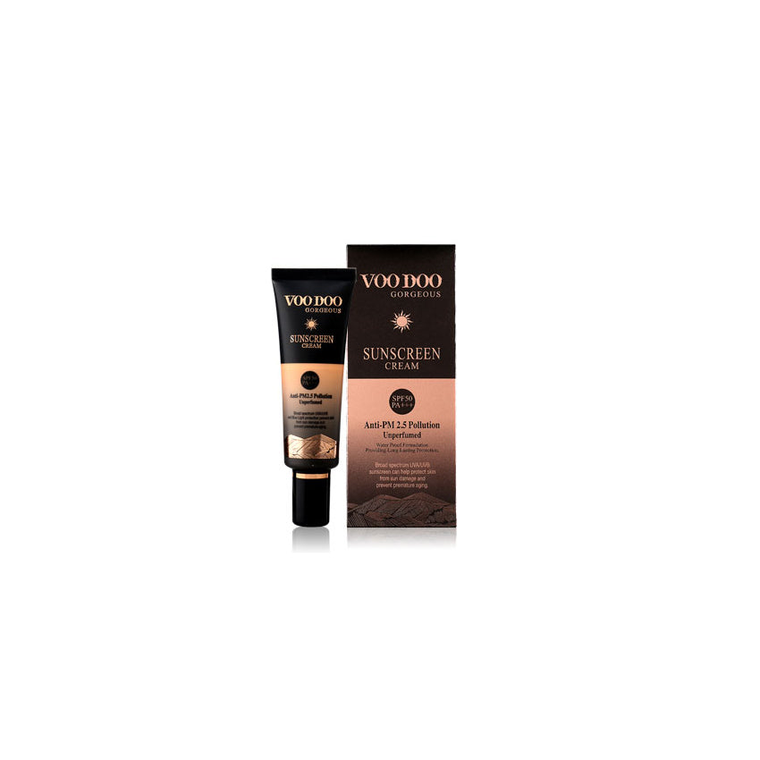 VOODOO GORGEOUS SUNSCREEN CREAM SPF 50 PA+++