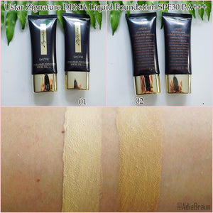Ustar Zignature DRNA Liquid Foundation SPF30 PA+++