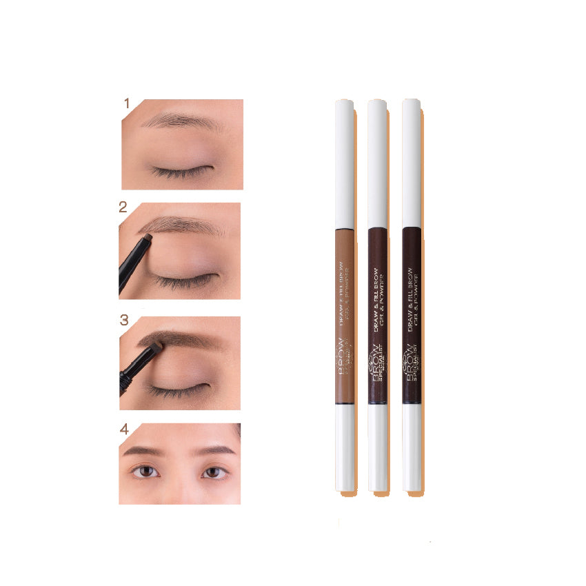 4u2 brow specialist Draw & Fill