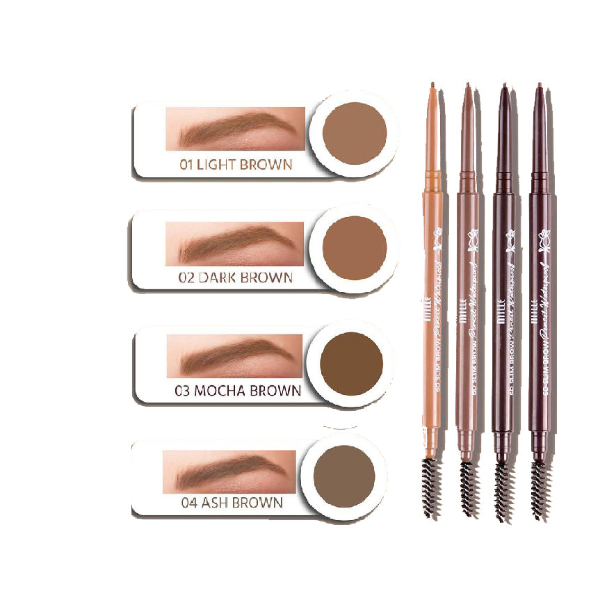 4u2 super slim brow pencil 0.05g