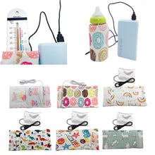 Load image into Gallery viewer, 10 Colors USB Baby Bottle Warmer