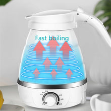 Load image into Gallery viewer, Portable Folding Kettle