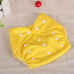 Soft Reusable Baby Cloth Diapers