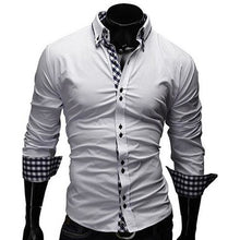 Load image into Gallery viewer, Men's Casual Button Down Shirt