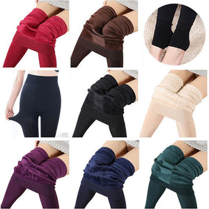 Women,s Warm Thermal Winter Leggings