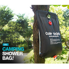 Load image into Gallery viewer, Outdoor Shower Bag