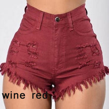 Load image into Gallery viewer, Women's Ripped High Waist Jeans - A&M Shopping Center