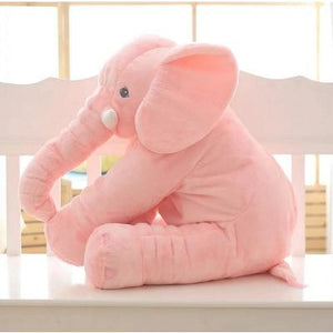 Comfortable Soft Baby Elephant Pillow