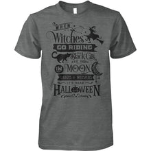 Load image into Gallery viewer, Witches Let's Go Riding