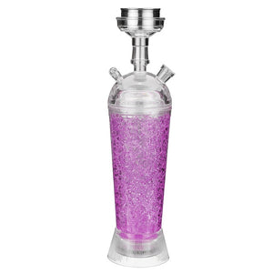 Acrylic LED Light Shisha Pipe Cup