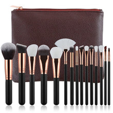 Load image into Gallery viewer, 15pcs Professional Makeup Brush Set