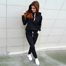 Load image into Gallery viewer, Women's Hoodies/Pant 2 Piece Set