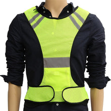 Load image into Gallery viewer, Safety Security Reflective Vest