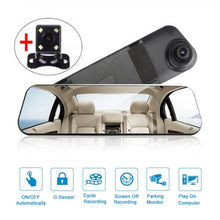 Load image into Gallery viewer, Car Rear View Mirror Video Recorder