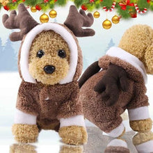 Load image into Gallery viewer, Dog's Warm Winter Halloween/Christmas Clothing
