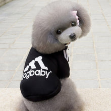 Load image into Gallery viewer, Pets Warm Winter Soft Cotton Hoodies