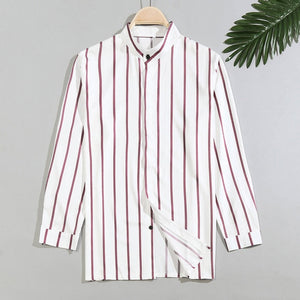 Men's Casual Striped Shirts