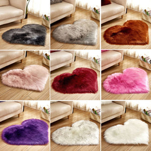Fluffy Dining Room Rugs Floor Mat