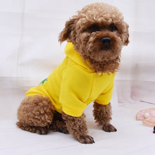 Load image into Gallery viewer, Dog Hoodie Sweater Cute Outfits