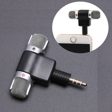 Load image into Gallery viewer, Mini 3.5mm Mobile Phone Microphone