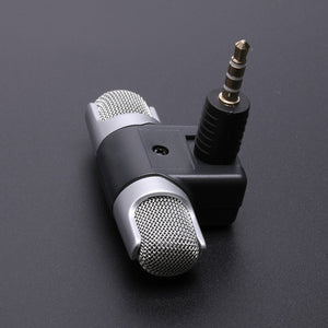 Mini 3.5mm Mobile Phone Microphone