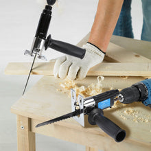 Load image into Gallery viewer, Multi-function Electric Drill Saw Attachment