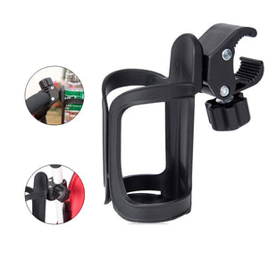 360 Rotatable Baby Stroller Cup Holder