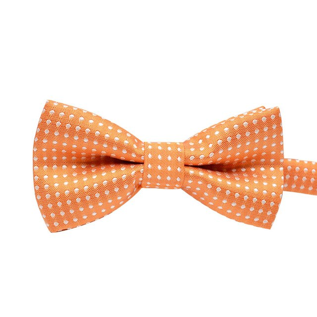 Pet Dog Polka Dot Bow Tie
