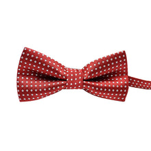 Load image into Gallery viewer, Pet Dog Polka Dot Bow Tie