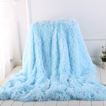 Load image into Gallery viewer, Super Soft Cozy Fluffy Bedding Sheet
