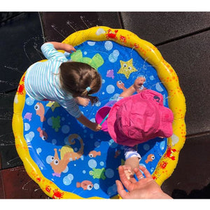 Baby Splash Water Spray Swimming Pool