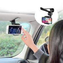 Load image into Gallery viewer, Car Sun Visor Cell Phone Holder