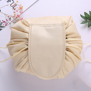 Women's Drawstring Makeup Organizer