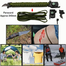 Load image into Gallery viewer, Multi-function Outdoor Survival Gear