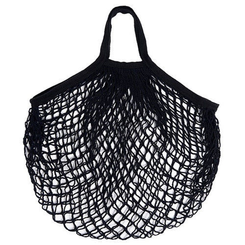 New Fordable Mesh String Grocery Bags