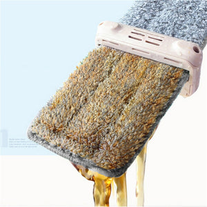 Single Side Flat Rotating Mop Head