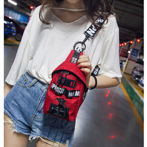 Women's Casual Chest Bum Bag