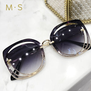 """MS Bardie"" - Luxury Sunglasses"